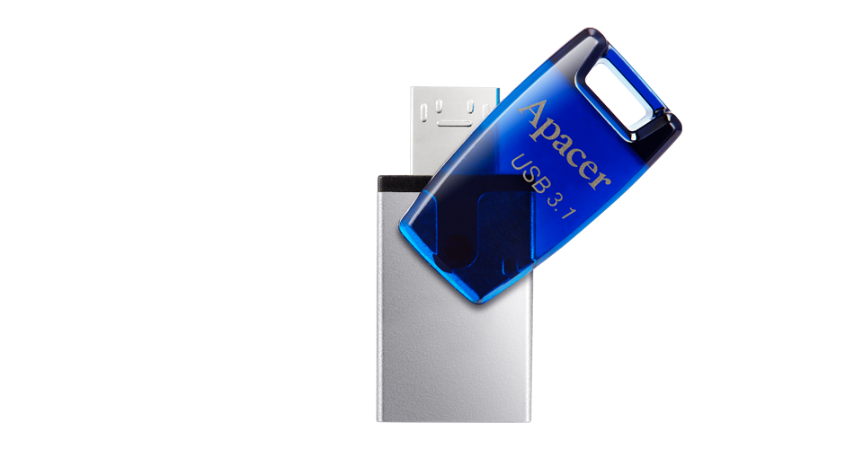 AH179 USB 3.1 Gen 1 Dual Flash Drive