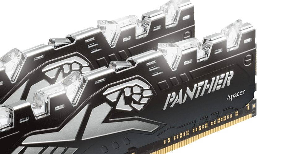 PANTHER RAGE DDR4 Illumination Gaming Memory Module
