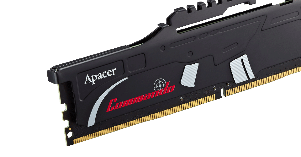 COMMANDO DDR4 Gaming Memory Module
