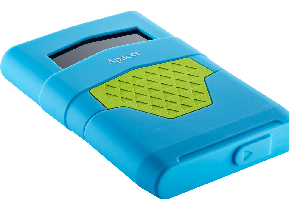 AC531 Shockproof Portable Hard Drive