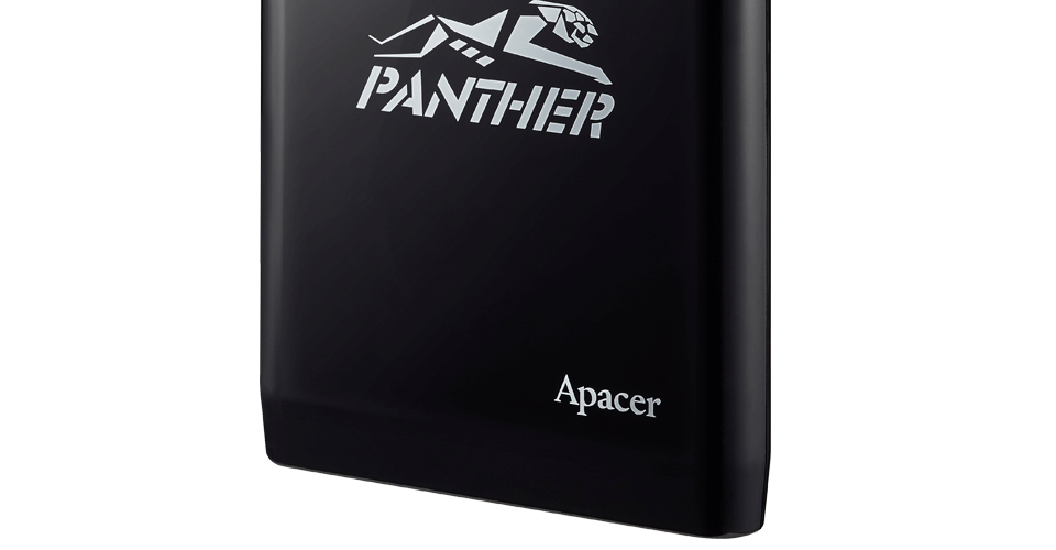 AC235 PANTHER Portable Hard Drive