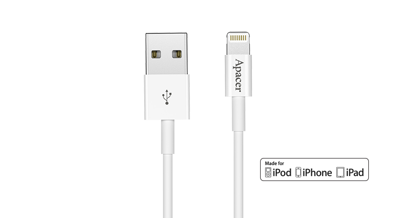 DC210 Lightning to USB 2.0 Cable
