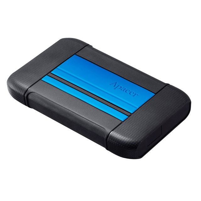 AC633 Military-Grade Shockproof Portable Hard Drive | Apacer