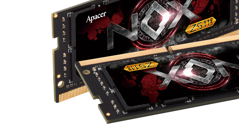 NOX DDR4 SO-DIMM Gaming Memory Module