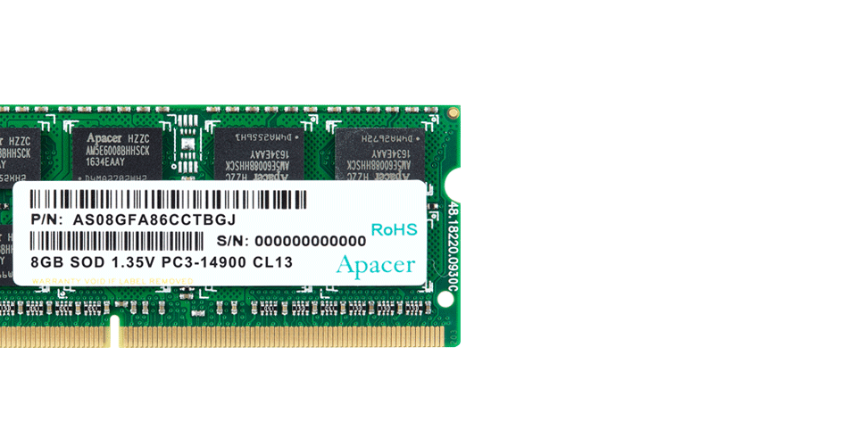 DDR3 Notebook Memory Module