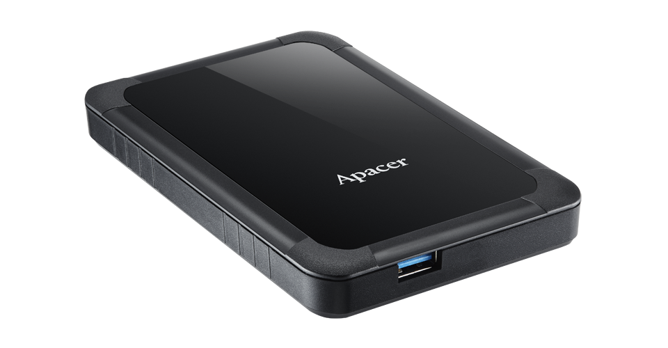 AC532 Shockproof Portable Hard Drive