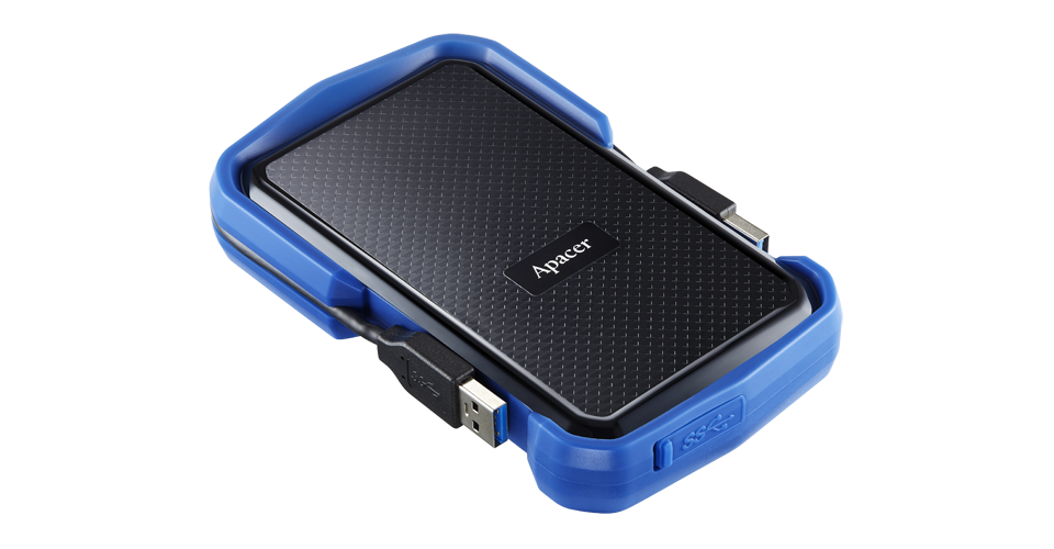 AC631 Military-Grade Shockproof Portable Hard Drive