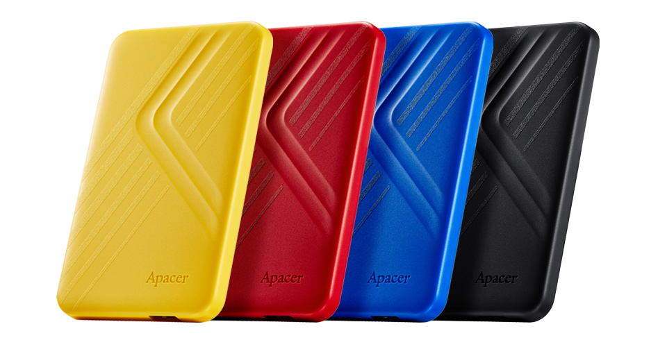 AC236 Portable Hard Drive