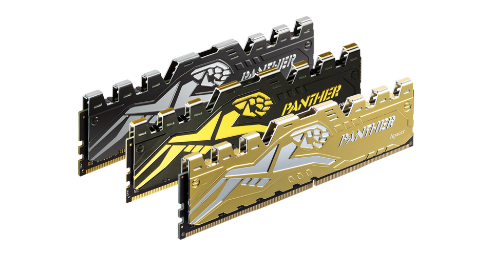 PANTHER DDR4 Gaming Memory Module