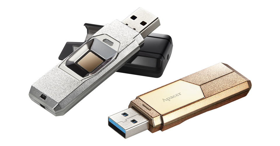 AH650 USB 3.0 Fingerprint Flash Drive
