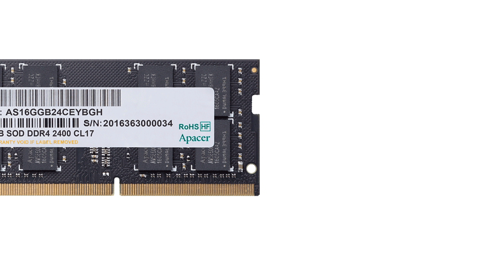 DDR4 Notebook Memory Module