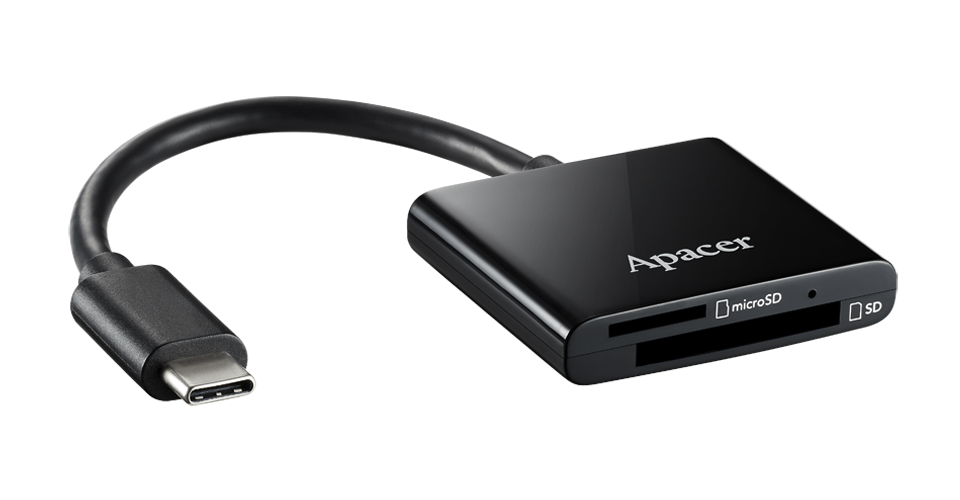 AM532 USB 3.1 Gen 1 Type-C Card Reader